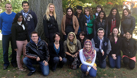 Sedi Lab Picture Fall 2012