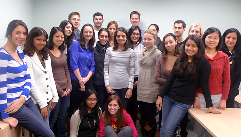 Sedi Lab Picture Fall 2011